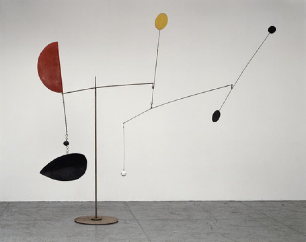 Steel Fish, Alexander Calder (1934)